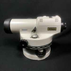 Nikon Az 2 360 Automatic Level 24x 360 Degree Japanese Made In Japan No Case