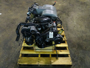 87 88 89 90 91 92 93 Ford Mustang 302 5 0l Engine Motor Assembly Good Used 54
