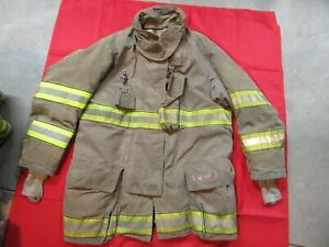 Mfg 2013 Globe Gxtreme 44 X 35 Firefighter Turnout Bunker Jacket Fire Rescue