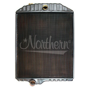 219563 John Deere Tractor Radiator Fits 4640 W A c 4840 W Or Wo A c