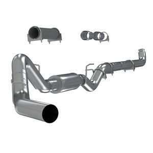 Mbrp 4 Exhaust For 2001 2007 Duramax 6 6l Lb7 Lly Lbz Lmm Race S6004p