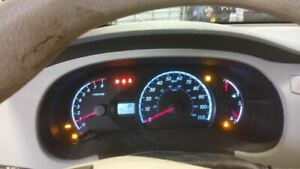 Speedometer 2011 2014 Toyota Sienna 6 Cyl Mph Le 1546795