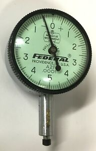 Mahr Federal A21 Dial Indicator Agd Group 0 0 025 Range 0001