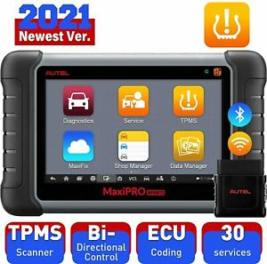 Autel Mp808ts As Maxisys Ms906ts Diagnostic Scanner Tpms Service Functions Tool