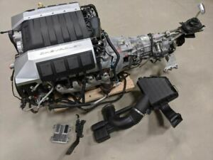 2011 Camaro Ss 6 2 Ls3 Engine Liftout Manual Tr6060 Transmission 19k Warranty
