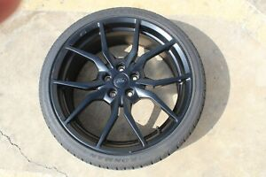 2016 2017 2018 Ford Focus Rs Oem 19 Inch 10 Spoke Wheel With Tire G1ev 1007 C1a