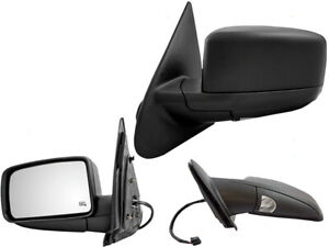 For 2003 Ford Expedition Xlt Mirror Power Heat W Puddle Driver Left Lh Side