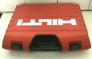 Hilti Heavy Duty Case For Te 60 Te 50 Te 56