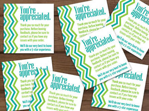 Thank You For Your Purchase Chevron Teal Blue Lime Stickers Labels Personalized