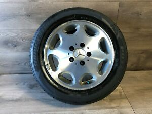 Mercedes Benz Oem W124 E300 E320 E420 Wheel Rim And Tire 195 60 15 Inch 15 2