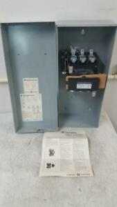 General Electric Ge 300 Cr305e1 Magnetic Coil 90a 600v Contactor Cr305e1 New
