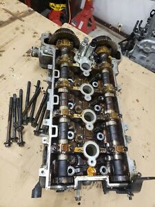 2 4l Ecotec Cylinder Head Out Of Running 06 Cobalt Ss