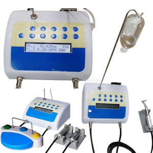 Digital Dental Implant System 2motors Micromotor For Oral Maxillofacial Surgery