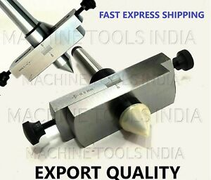 Taper Turning Attachment For Small Lathe Mt2 Mounting Shank Tailstock Alloysteel