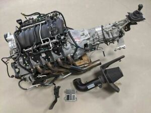 2015 Camaro Ss 6 2 Ls3 Engine Liftout Manual Tr6060 Transmission 28k Warranty