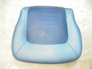 1966 Mustang Front Bucket Seat Bottom Lower Driver