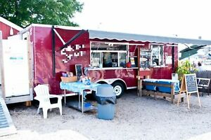 2010 Pace American 8 X 24 Food Concession Trailer Mobile Kitchen For Sale In