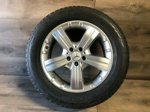 Mercedes Benz Oem Gl450 Ml350 Ml500 Rim Wheel And Tire 255 55 18 Inch 18 2