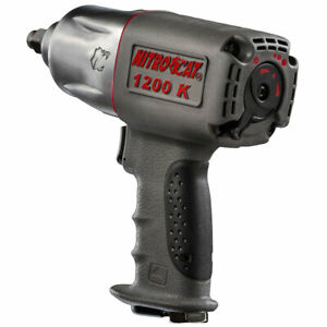 Aircat 1200 k Nitrocat Air Impact Wrench For Heavy Duty Auto Frame Work