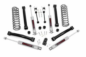 Rough Country 3 5 Lift Kit Fits 1993 1998 Jeep Grand Cherokee Zj 4wd V8