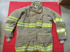Mfg 2012 Globe Gxtreme 46 1 X 35 Firefighter Turnout Bunker Jacket Fire Rescue