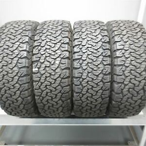 Lt265 75r16 Bfgoodrich All Terrain T A Ko2 123r Tire 13 32nd Set Of 4