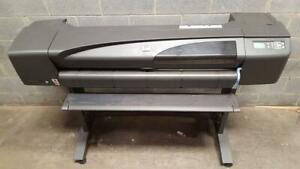 Hp 800ps Designjet 42 Wide Format Inkjet Plotter For Parts repair C7780c