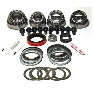 Alloy Usa 352046 Master Overhaul Kit 10 25 Axles For 86 96 Ford F 250