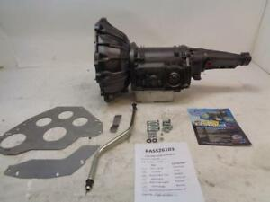 Performance Automatic Street Smart C4 Transmission Package For Ford Pass26103 K1