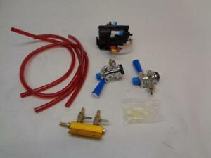 Brand New Shurflo Beverage Bib Syrup Gas Pump Kit 94 360 12 H3