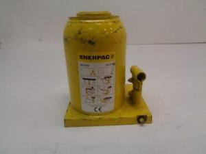 1 Enterpac 50 Ton Bottle Jack Gbj 050 F0