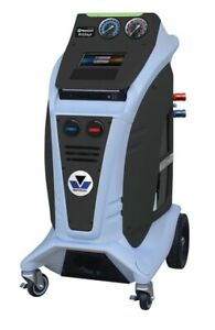 Automatic R1234yf Hybrid A c System Recovery Recycle Recharge Machine New
