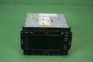 04 07 Dodge Chrysler Jeeep Rec Am Fm Navigation Dvd Cd Player 56038646aj Oem