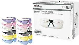Safe Handler Variant Mirror Safety Over Glasses One Size Protective Polycarbo
