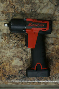 qc snap on 3 8 Drive Cordless Impact Wrench 1 Batt No Charger