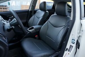 Toyota Prius V 2012 18 Iggee S Leather Custom Fit Seat Cover 13 Colors Available