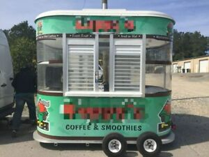 2009 Snowie 8 X 10 Coffee Concession Trailer Used Mobile Cafe For Sale In Il