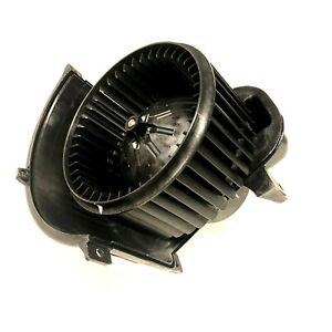 Heater A C Blower Motor Front With Cage For Vw Touareg Porsche Cayenne Audi Q7