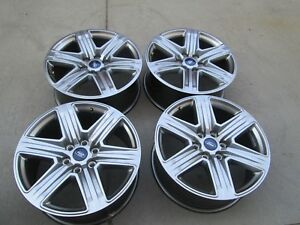 20 Ford Expedition F150 Charcoal Factory Oem Wheels Rims