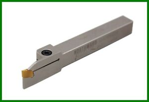 accusize Tools 1 2 X 1 2 Heavy duty Indexable Grooving Cut off Holder Cut