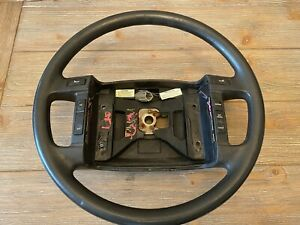 90 93 Ford Mustang Foxbody Steering Wheel Cruise Equipped