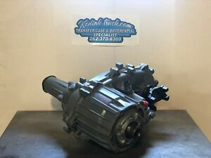 Np243 Remanufactured Transfer Case Chevrolet Gmc 4x4