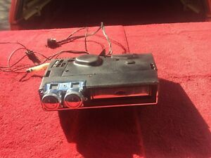 1969 Camaro Chevelle Impala Nova Delco Radio Stereo 8 Track Player Serviced