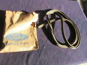 1964 1 2 1965 1966 Nos Ford Mustang Shelby Gt350 Right Door Weatherstrip