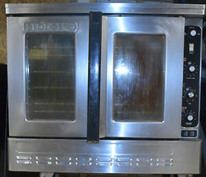 Blodgett Dfg 100 Single Full Size Natural Gas Convection Oven Bakery