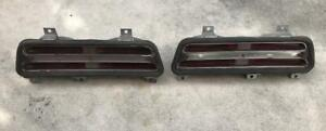 69 Pontiac Firebird Tail Light Set