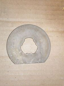 Nors 1946 61 Willys Transmission Rear Thrust Plate Washer 640411