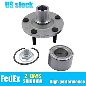 Front Wheel Hub Bearing Assembly Left Or Right Fits Ford Escape Mariner 518515