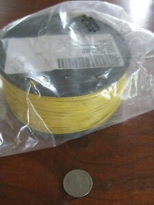 2 Rolls Of Electrical Wire Cable 22 Awg 525 Ea Us Military Spec 1000v New