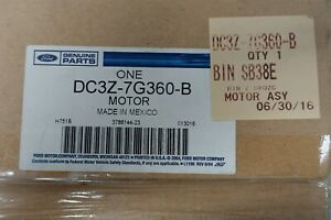Ford Dc3z 7g360 b Transfer Case Motor